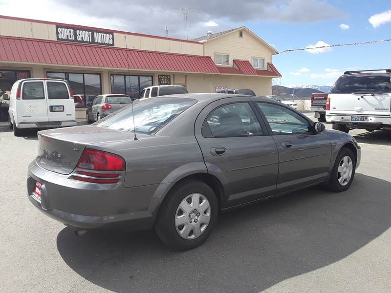 2005 Dodge Stratus SXT 4dr Sedan - Carson City NV