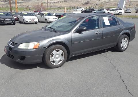 2005 Dodge Stratus for sale at Super Sport Motors LLC in Carson City NV