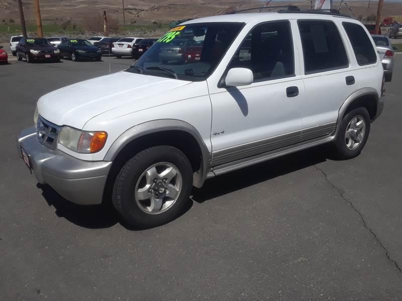2000 Kia Sportage 4dr 4WD SUV   Carson City NV