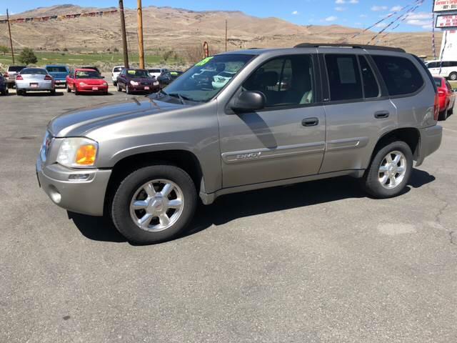 2003 GMC Envoy for sale at Super Sport Motors LLC in Carson City NV