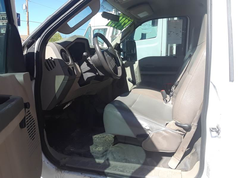 2008 Ford F-450 Super Duty 2 Door Leather - Carson City NV