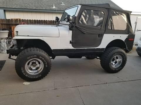 1978 Jeep CJ-7 for sale in Carson City, NV