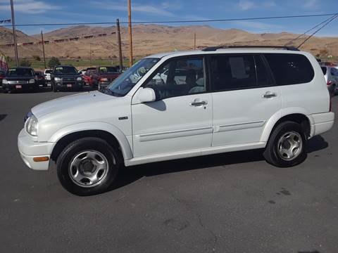 2002 Suzuki XL7 for sale in Carson City, NV