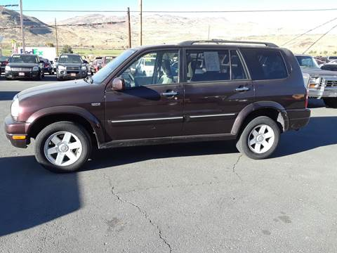 2003 Suzuki XL7 for sale in Carson City, NV