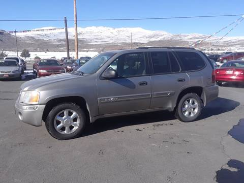 2003 GMC Envoy for sale in Carson City, NV