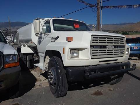1989 Ford F-700 for sale in Carson City, NV