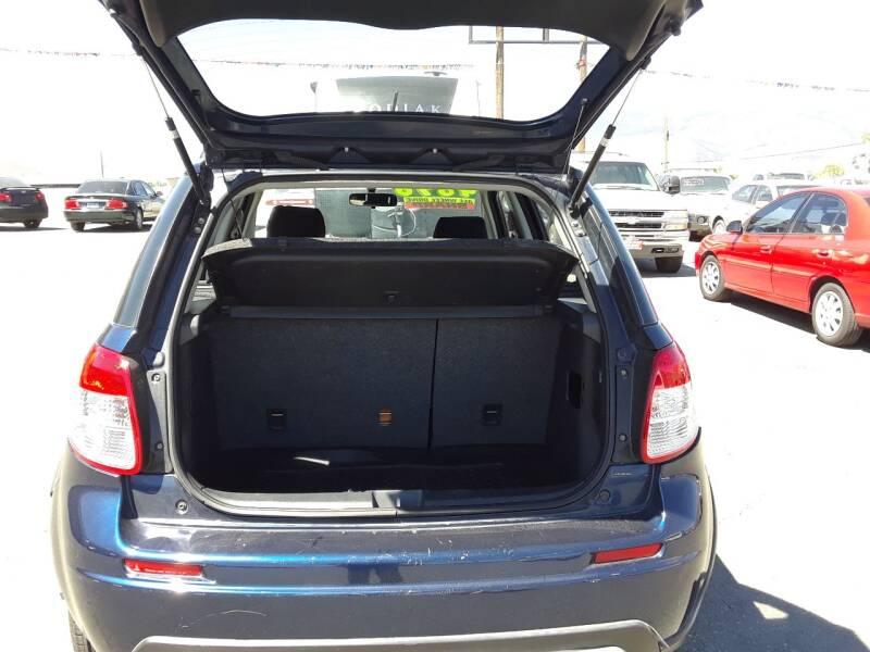 2008 Suzuki SX4 Crossover AWD 4dr Crossover 5M - Carson City NV