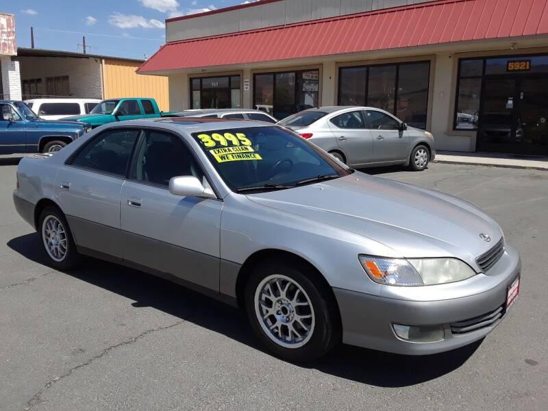 2001 Lexus ES 300 4dr Sedan - Carson City NV
