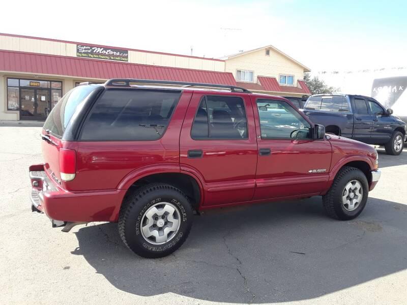 2003 Chevrolet Blazer 4x4 LS 4dr SUV - Carson City NV