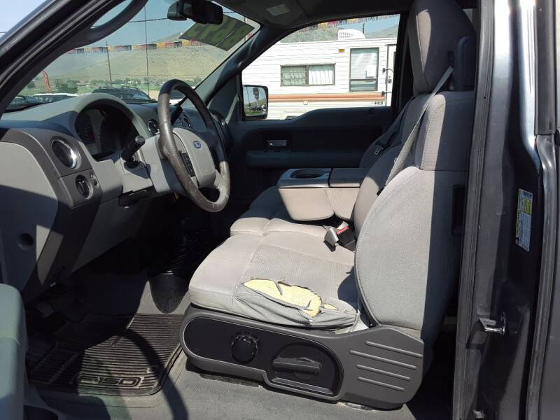 2007 Ford F-150 XLT 4dr SuperCab 4WD Styleside 6.5 ft. SB - Carson City NV
