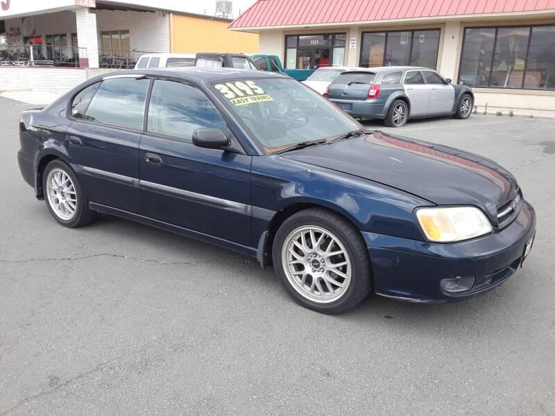 2000 Subaru Legacy AWD L 4dr Sedan - Carson City NV