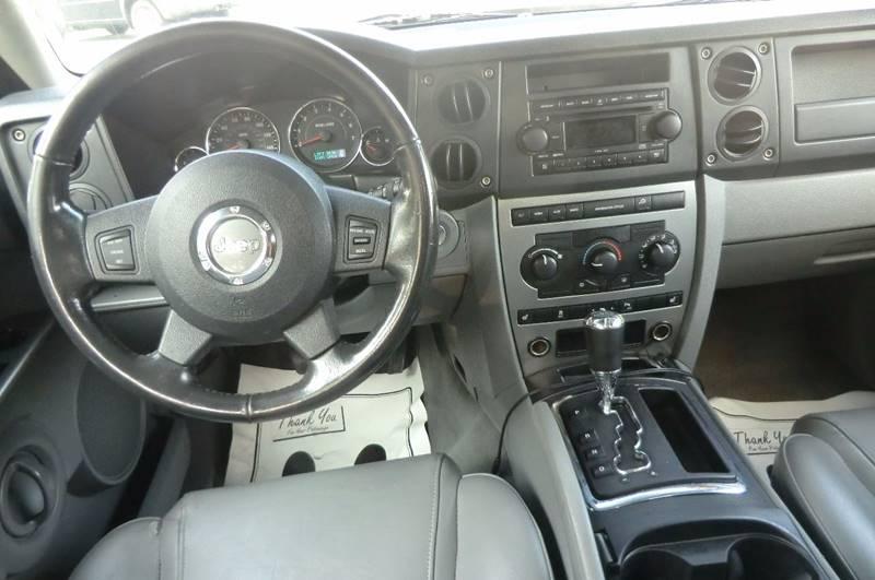 2006 Jeep Commander 4dr SUV 4WD - Monroe NC
