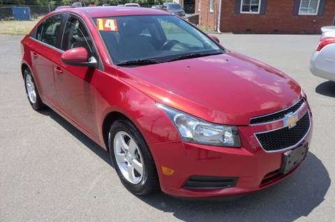 Chevrolet Cruze For Sale In Monroe Nc