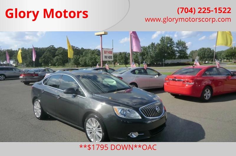 Glory Motors Car Dealer In Monroe Nc