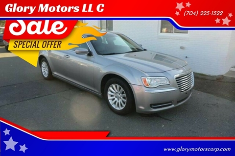 Chrysler 300 For Sale in Monroe, NC - Glory Motors LL C