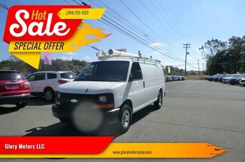 2012 Chevrolet Express Cargo for sale in Monroe, NC