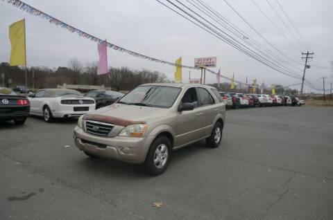 2008 Kia Sorento for sale in Monroe, NC