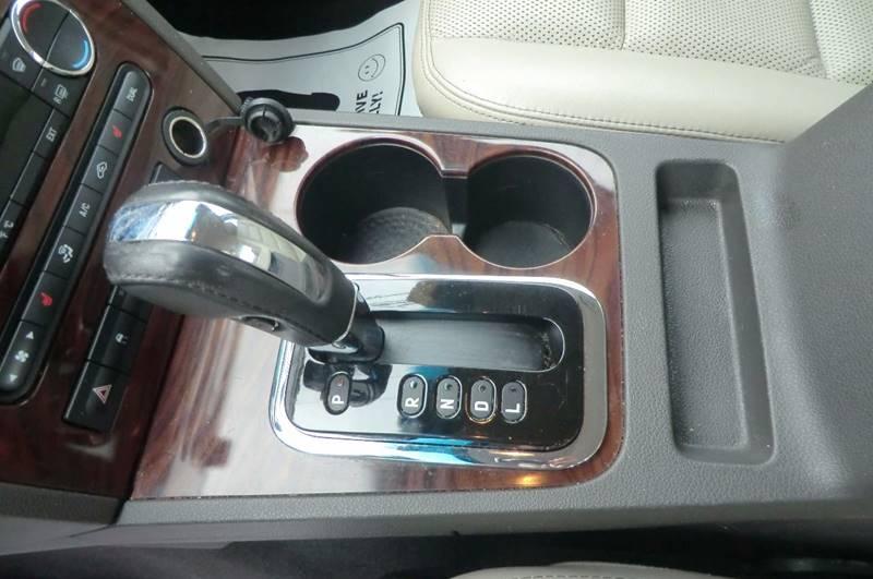 2009 Ford Taurus SEL 4dr Sedan - Monroe NC
