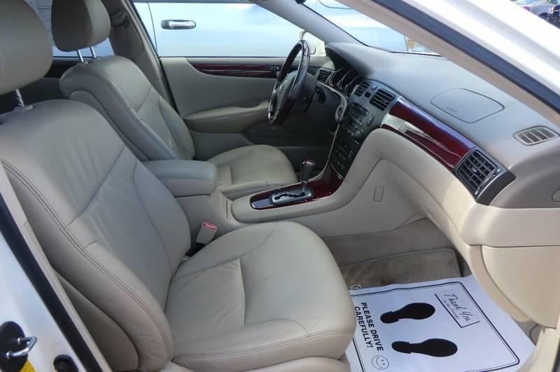 2003 Lexus ES 300 4dr Sedan - Monroe NC