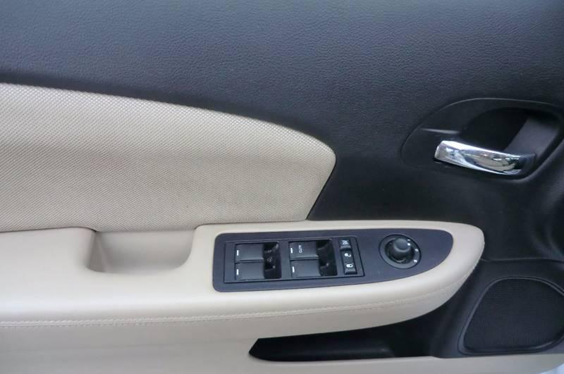 2012 Dodge Avenger SE 4dr Sedan - Monroe NC