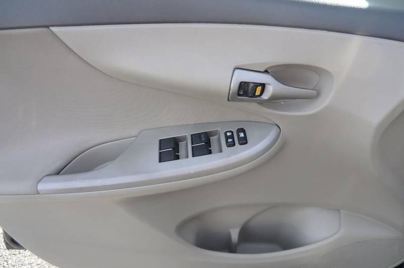 2010 Toyota Corolla LE 4dr Sedan 4A - Monroe NC