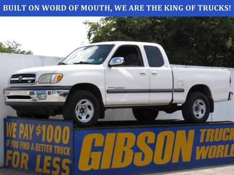 2001 Toyota Tundra for sale in Sanford, FL