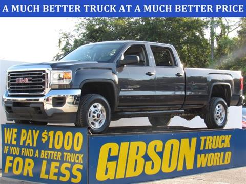 2016 GMC Sierra 2500HD for sale in Sanford, FL
