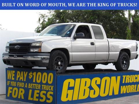 2007 Chevrolet Silverado 1500 Classic for sale in Sanford, FL