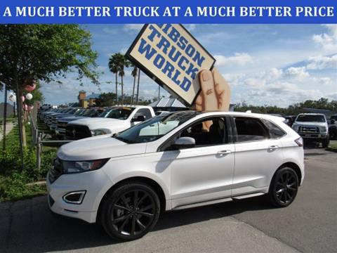 2015 Ford Edge for sale in Sanford, FL