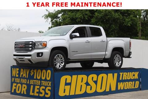 2016 GMC Canyon for sale in Sanford, FL