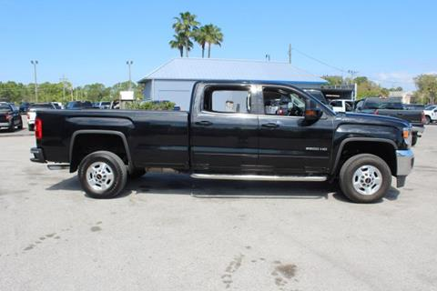 2017 GMC Sierra 2500HD