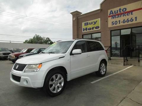 2010 Suzuki Grand Vitara for sale in Oklahoma City, OK