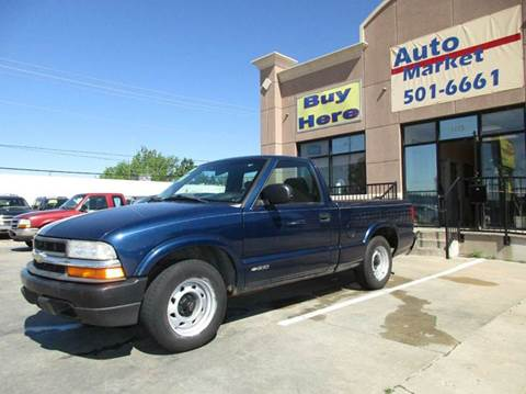 2000 Chevrolet S-10 for sale in Oklahoma City, OK