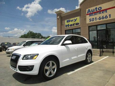 2010 Audi Q5 for sale at Auto Market in Oklahoma City OK