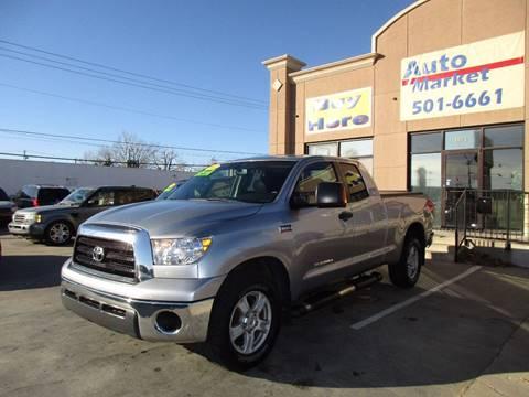 2007 Toyota Tundra for sale in Oklahoma City, OK