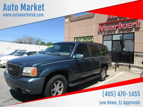 1999 GMC Yukon for sale in Oklahoma City, OK