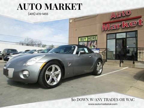 2006 Pontiac Solstice for sale in Oklahoma City, OK