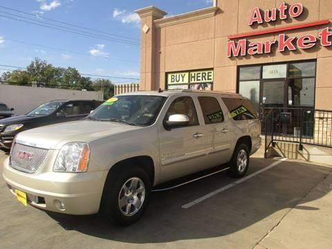 2007 GMC Yukon XL for sale in Oklahoma City, OK