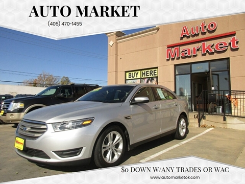 2015 Ford Taurus for sale in Oklahoma City, OK