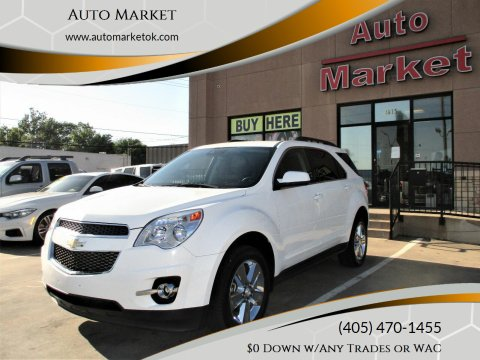 2013 Chevrolet Equinox for sale at Auto Market in Oklahoma City OK