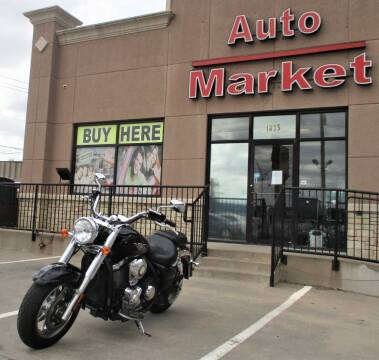 2012 Kawasaki Vulcan for sale at Auto Market in Oklahoma City OK