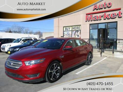 2014 Ford Taurus for sale at Auto Market in Oklahoma City OK