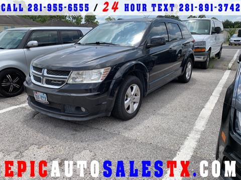 2011 Dodge Journey for sale in Cypress, TX