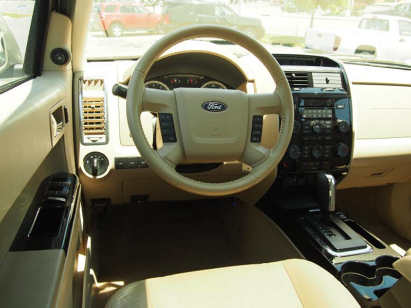 2012 Ford Escape Limited 4dr SUV - Charlotte NC