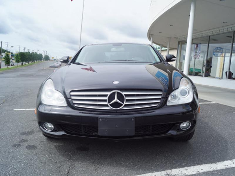 2008 Mercedes-Benz CLS CLS 550 4dr Sedan - Charlotte NC