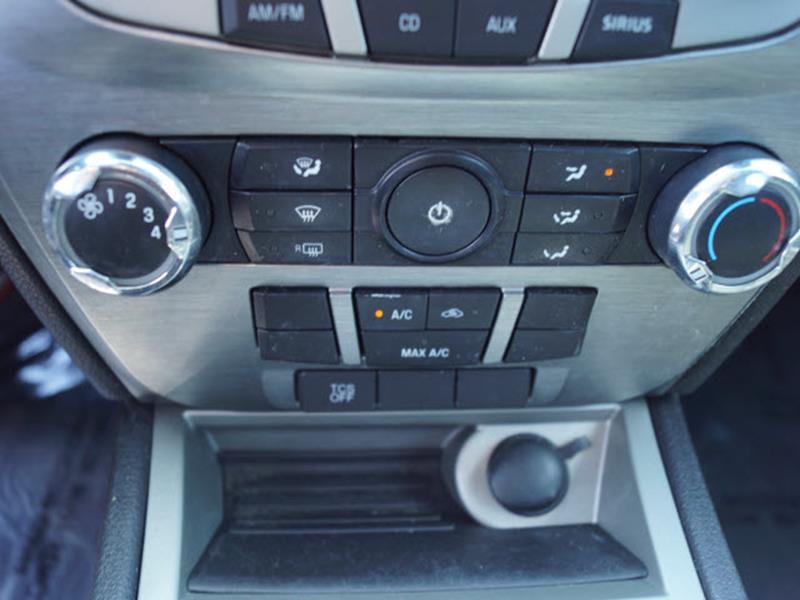 2012 Ford Fusion SE 4dr Sedan - Charlotte NC