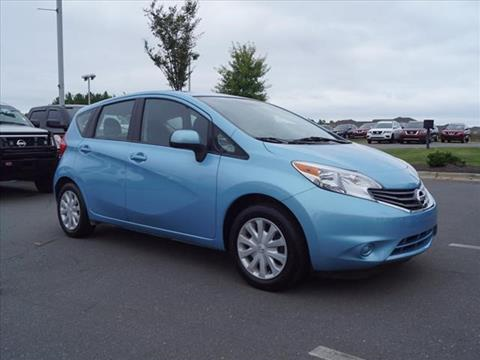 2014 Nissan Versa Note for sale in Charlotte, NC