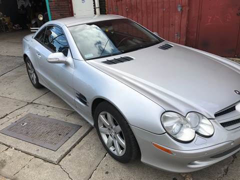 Mercedes Sl500 For Sale >> 2003 Mercedes Benz Sl Class For Sale In Paterson Nj