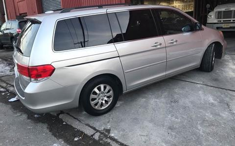 2008 Honda Odyssey for sale in Paterson, NJ