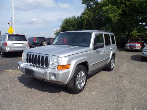 2007 Jeep Commander for sale in Lancaster, OH